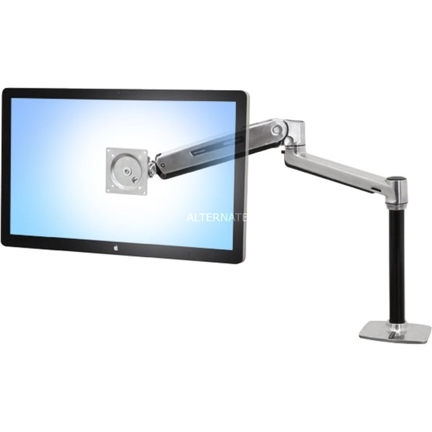 LX Series HD Sit-Stand, Fijación/Instalación