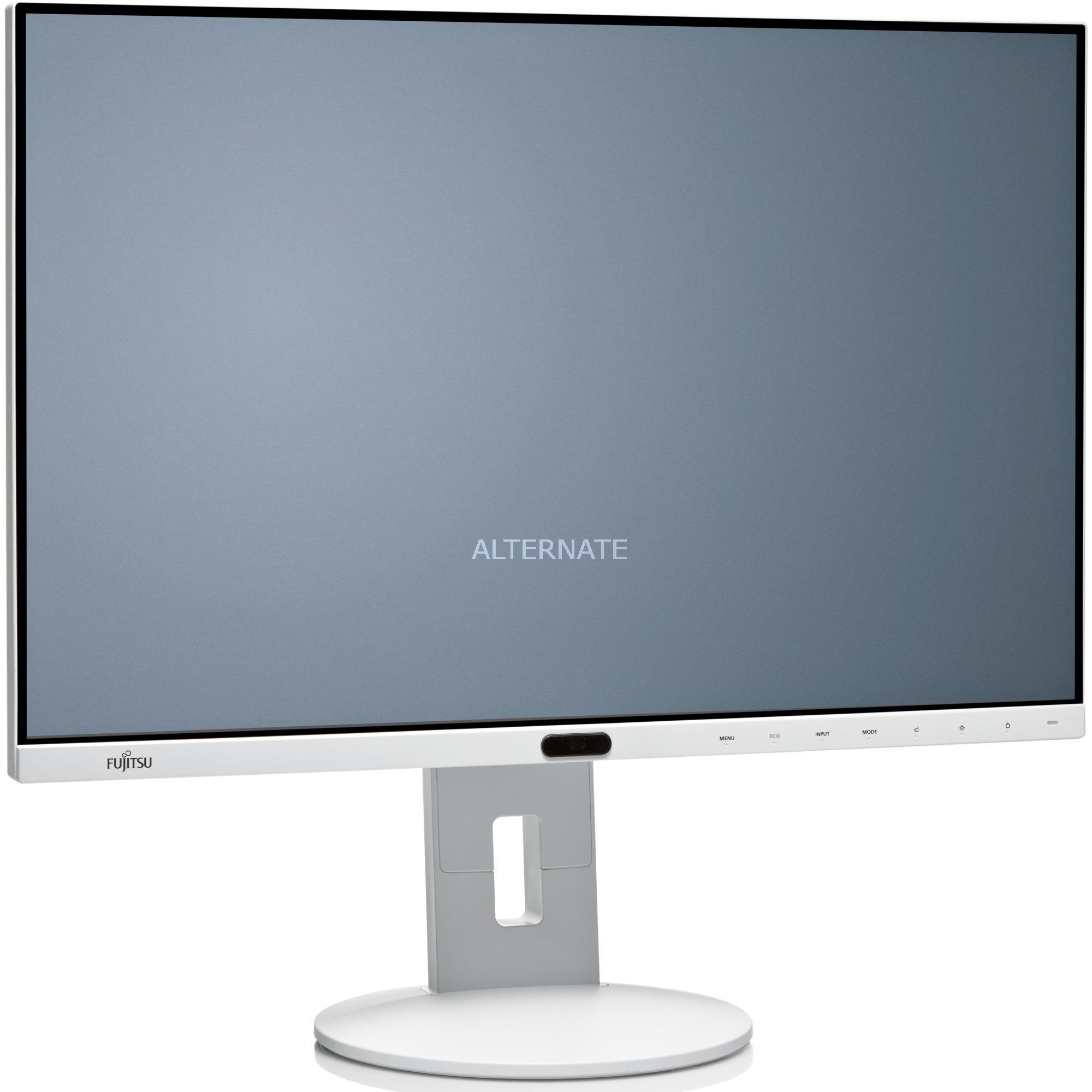 """Displays P24-8 WE Neo 24"""" Full HD LED Mate Plana Blanco pantalla para PC, Monitor LED"""