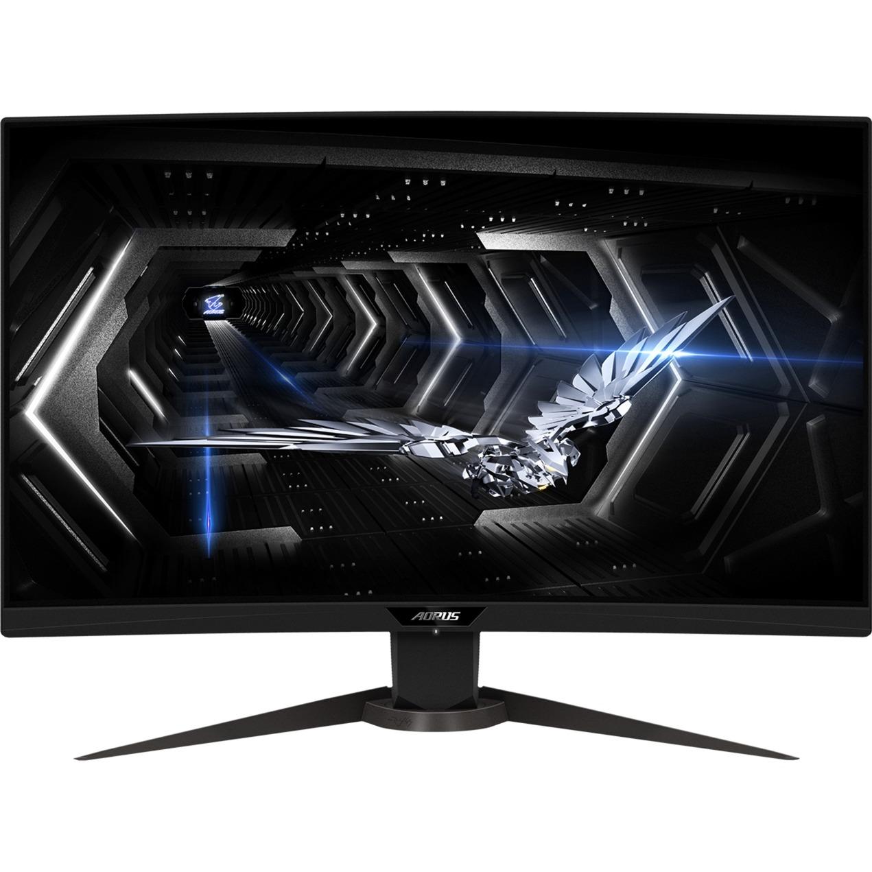 AORUS CV27Q, Monitor LED