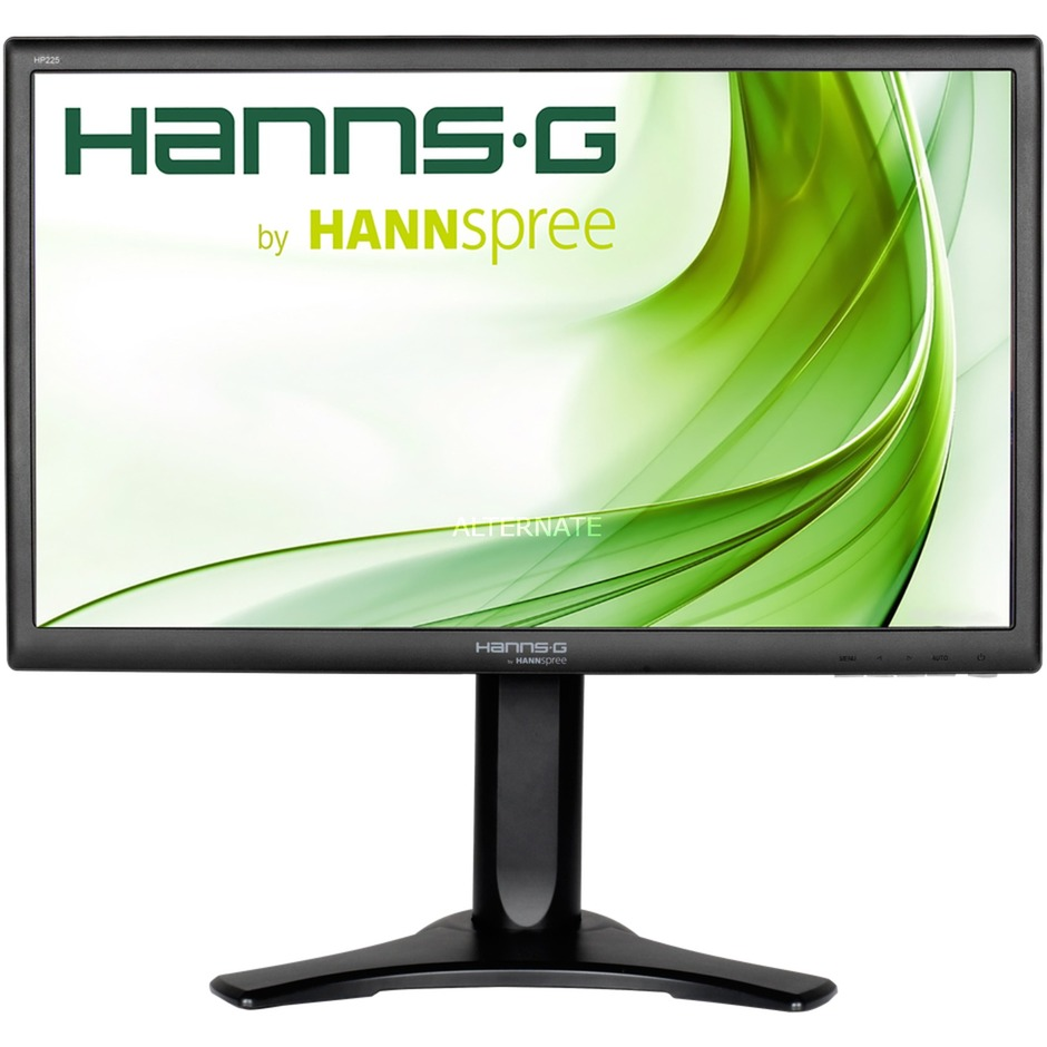 "Hanns.G HP 225 PJB pantalla para PC 54,6 cm (21.5"") Full HD Plana Negro, Monitor LED"