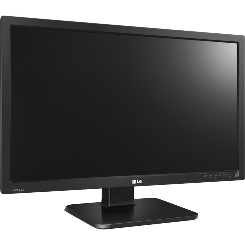 """22BK55WD-B 22"""" LED Mate Plana Negro pantalla para PC, Monitor LED"""