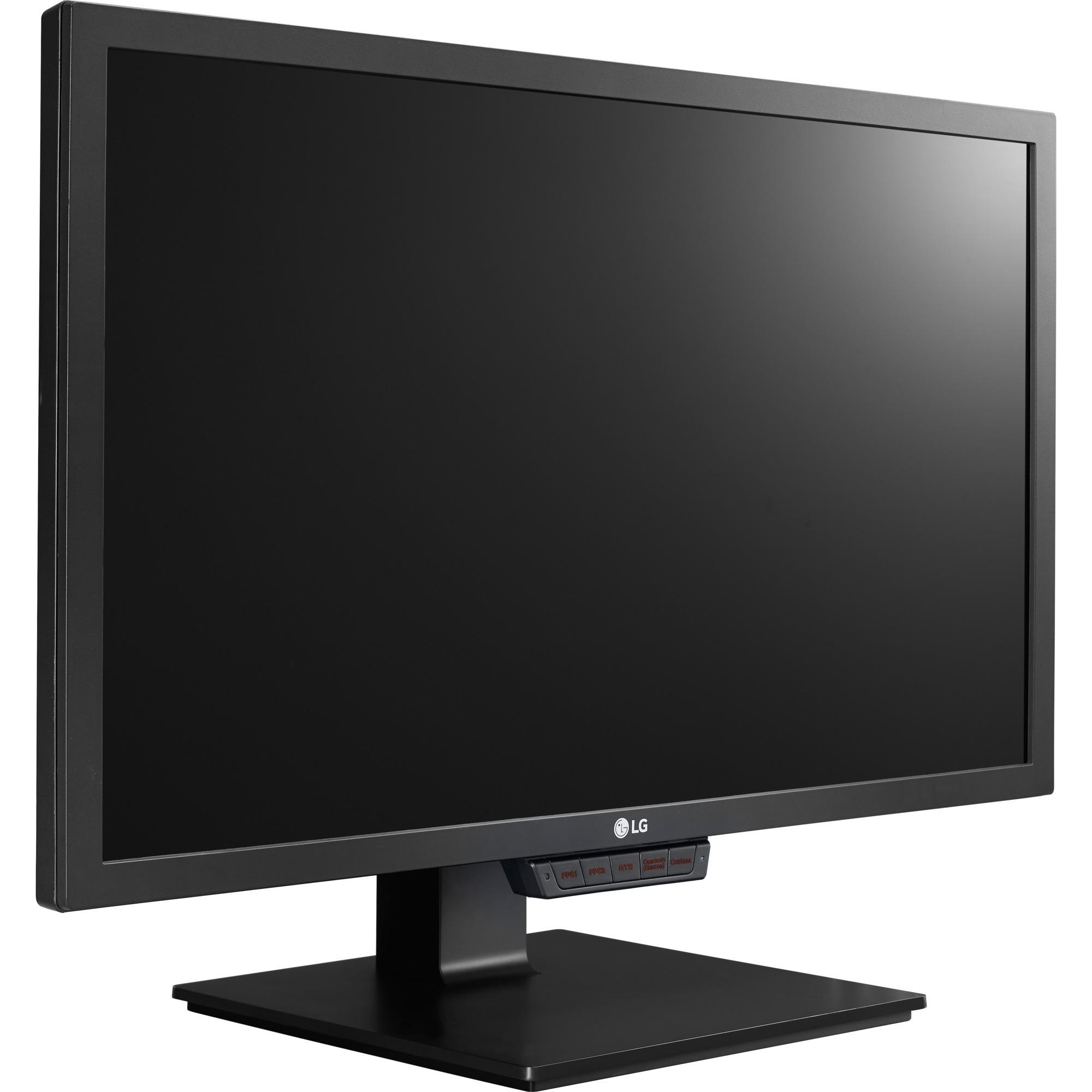 """24GM79G-B 24"""" Full HD LED Plana Negro pantalla para PC, Monitor LED"""