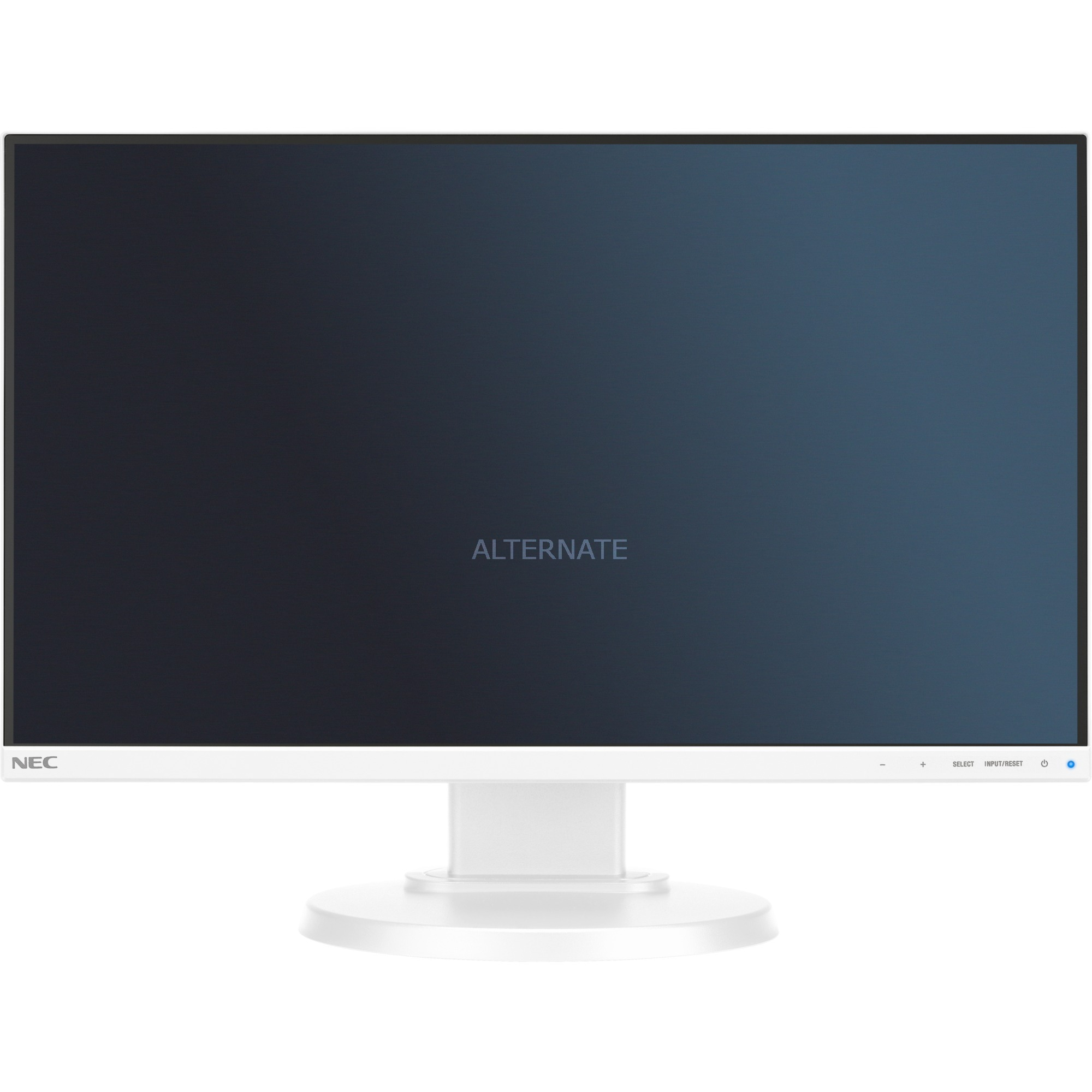"MultiSync E221N LED display 54,6 cm (21.5"") Full HD Plana Blanco, Monitor LED"
