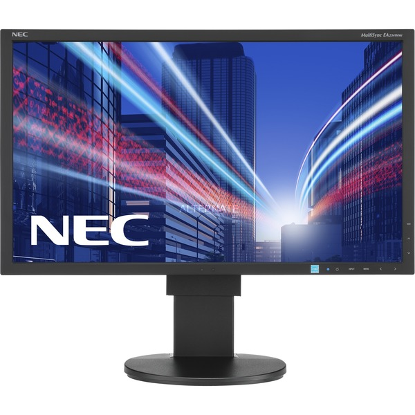 "MultiSync EA234WMI LED display 58,4 cm (23"") Full HD Plana Negro, Monitor LED"