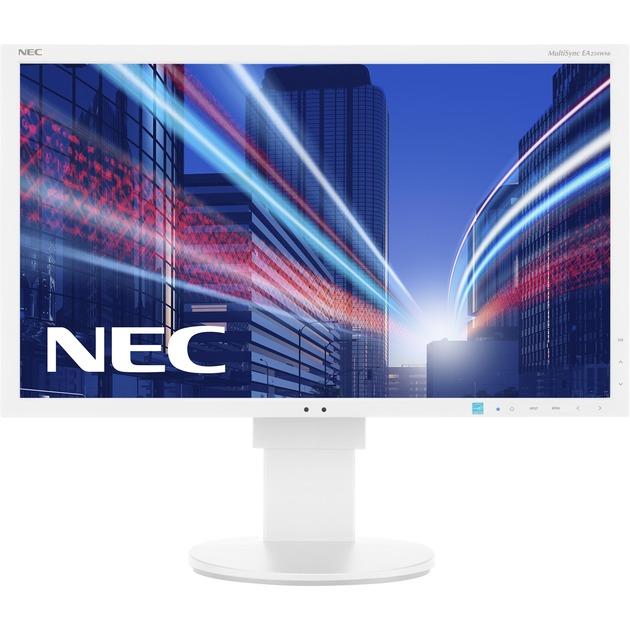"MultiSync EA234WMi LED display 58,4 cm (23"") 1920 x 1080 Pixeles Full HD LCD Plana Blanco, Monitor LED"