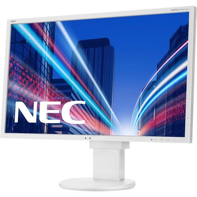 "MultiSync EA273WMi 27"" Full HD LED Plana Blanco pantalla para PC, Monitor LED"