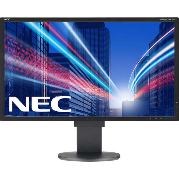 "MultiSync EA273WMi LED display 68,6 cm (27"") Full HD Plana Negro, Monitor LED"