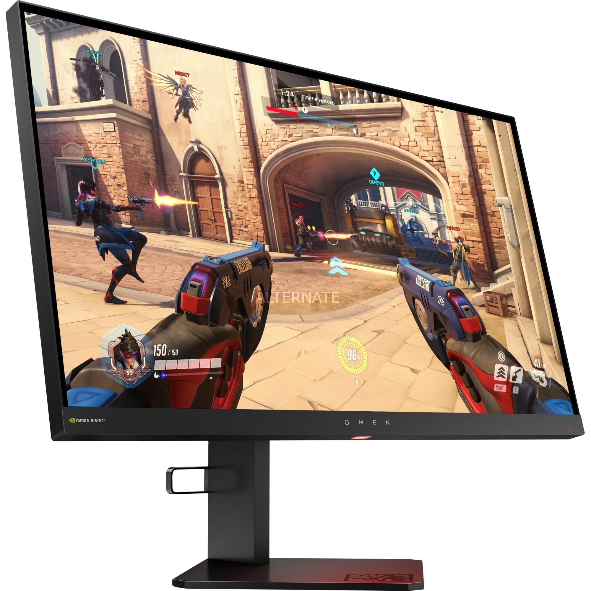 "OMEN X 25 LED display 62,2 cm (24.5"") Full HD Plana Negro, Monitor LED"