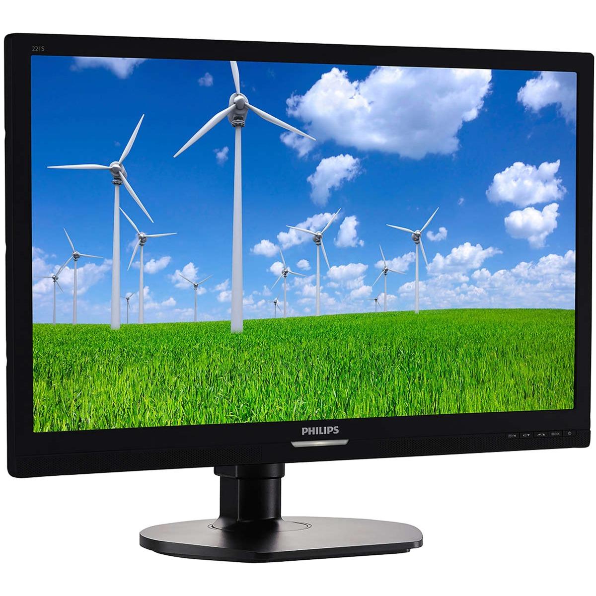 Brilliance Monitor LCD con retroiluminación LED 221S6QYMB/00, Monitor LED