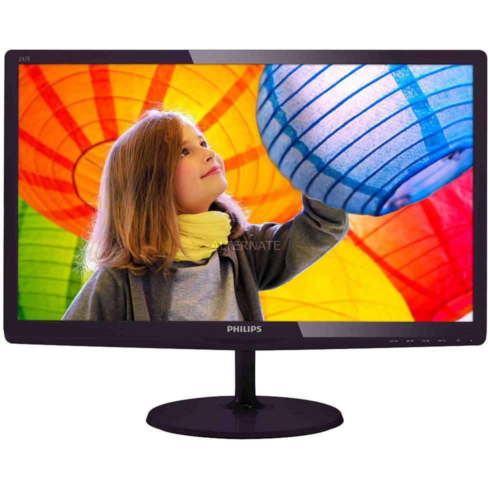 Monitor LCD con retroiluminación LED 247E6QDAD/00, Monitor LED