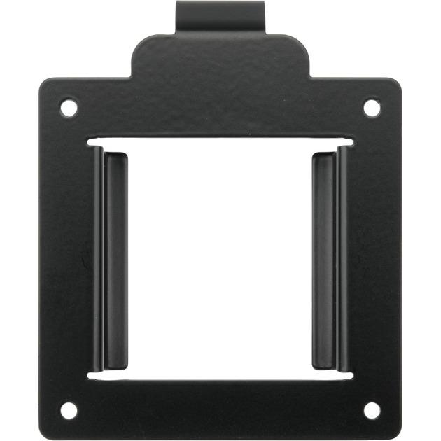 MD BRPCV01 Soporte para CPU bajo mesa Negro soporte de CPU, Fijación/Instalación