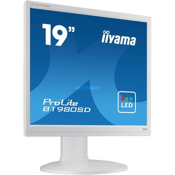 ProLite B1980SD-W1, Monitor LED