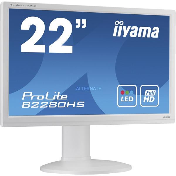 ProLite B2280HS-W1, Monitor LED