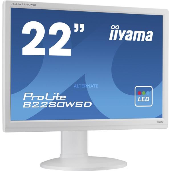 ProLite B2280WSD-W1, Monitor LED
