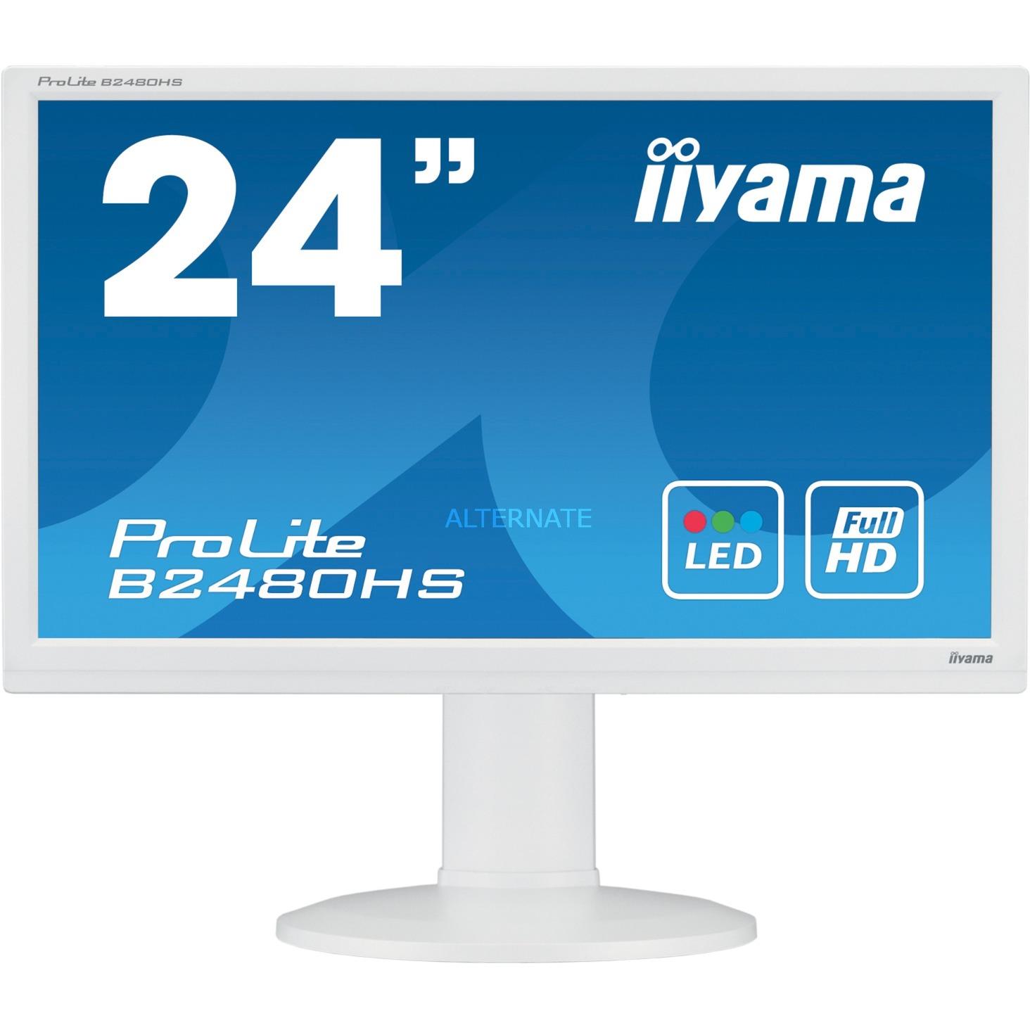 ProLite B2480HS-W2, Monitor LED