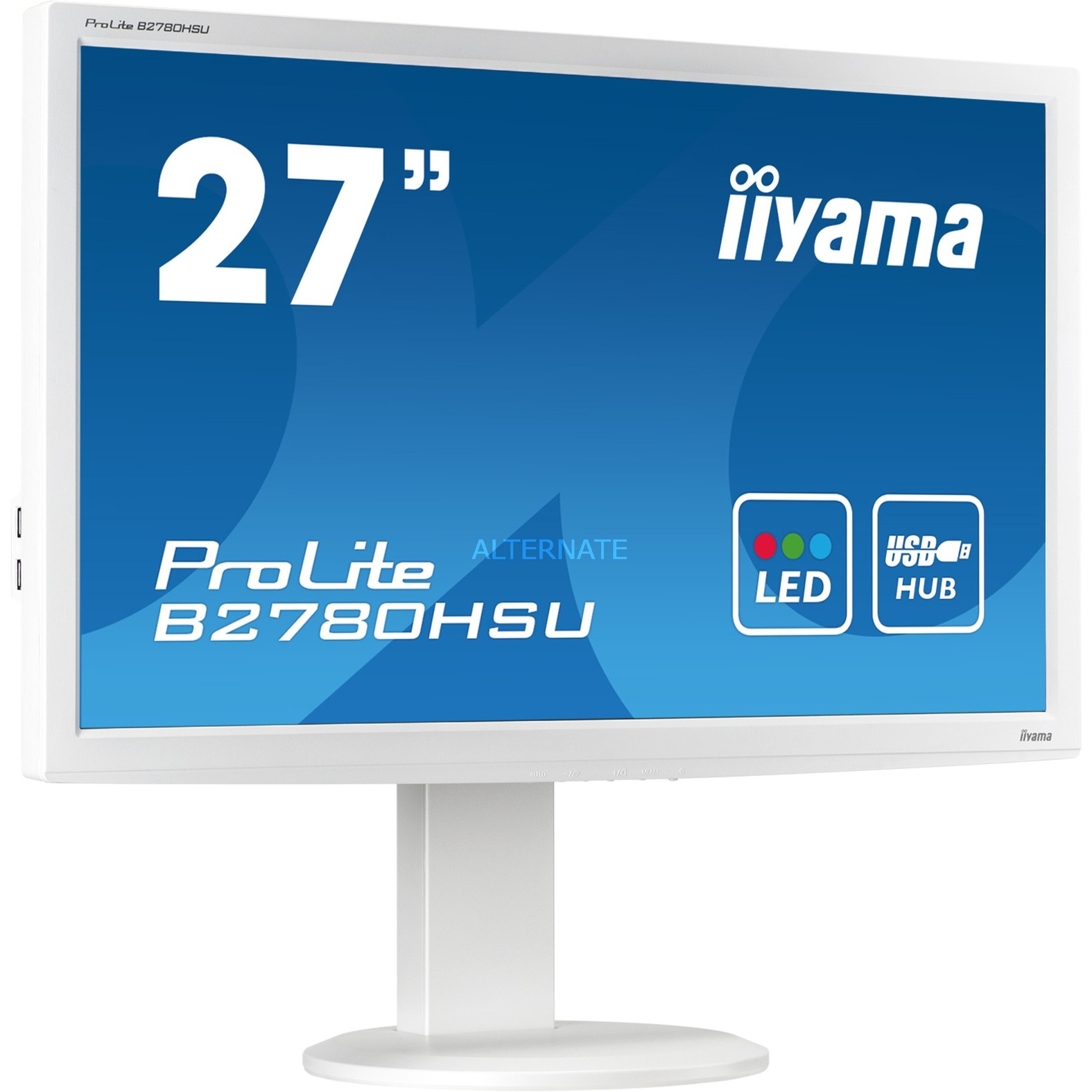 ProLite B2780HSU, Monitor LED