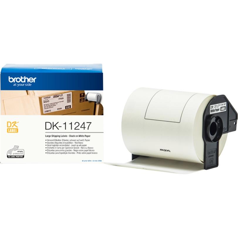 DK11247, Etiqueta