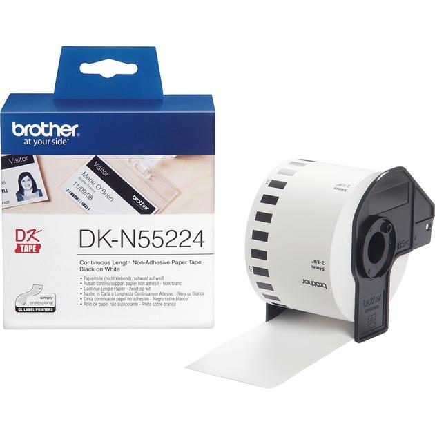 DKN55224 cinta para impresora de etiquetas, Papel