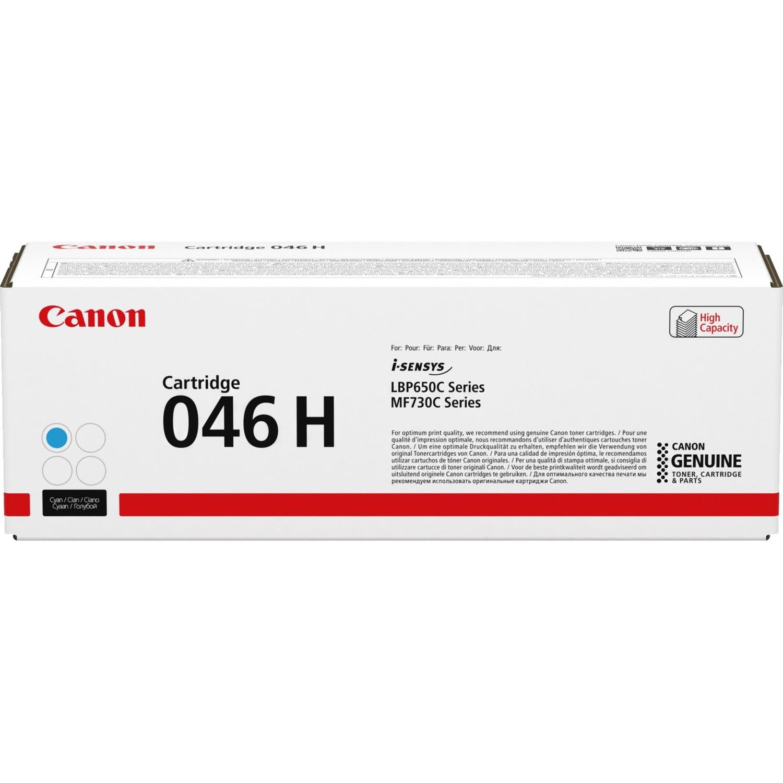 046 H Laser cartridge 5000páginas Cian, Tóner