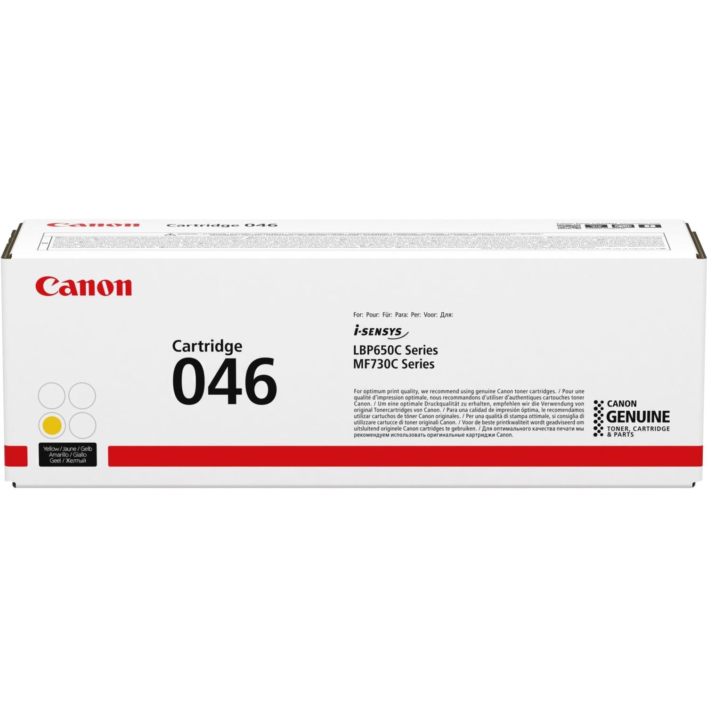 046 Laser cartridge 2300páginas Amarillo, Tóner