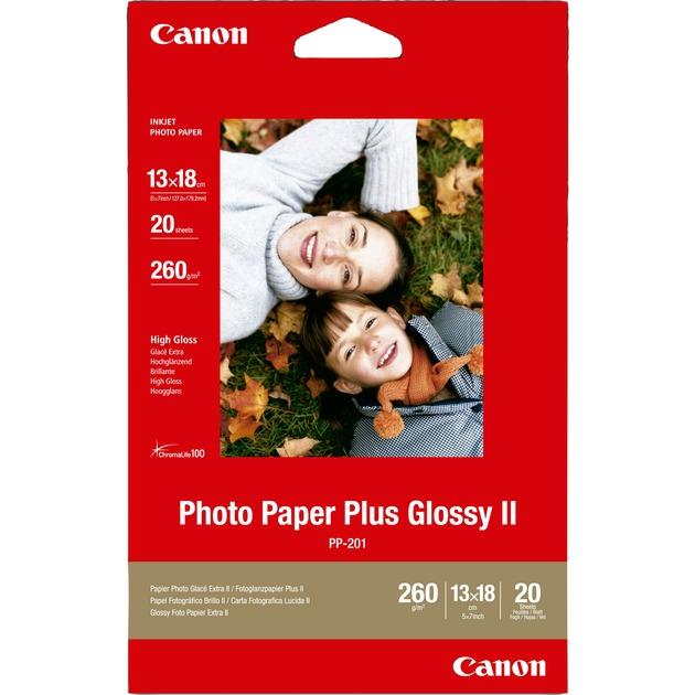 Paper PP-201 (5X7, 20 Sheets) papel fotográfico