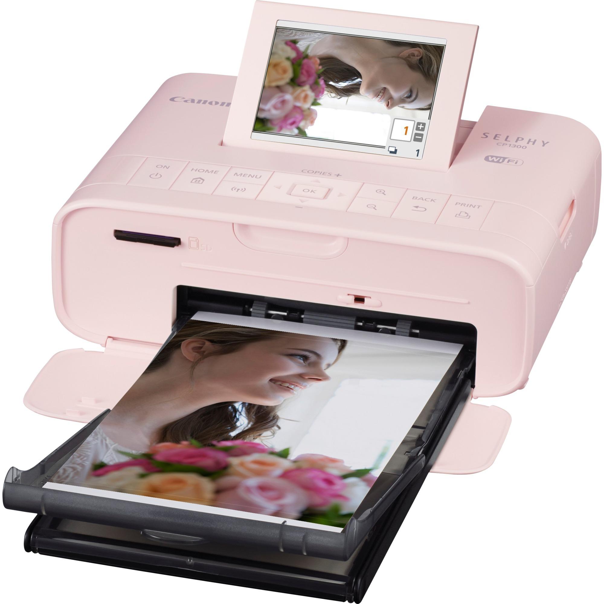 SELPHY CP1300 impresora de foto Pintar por sublimación 300 x 300 DPI Wifi, Impresora de fotos
