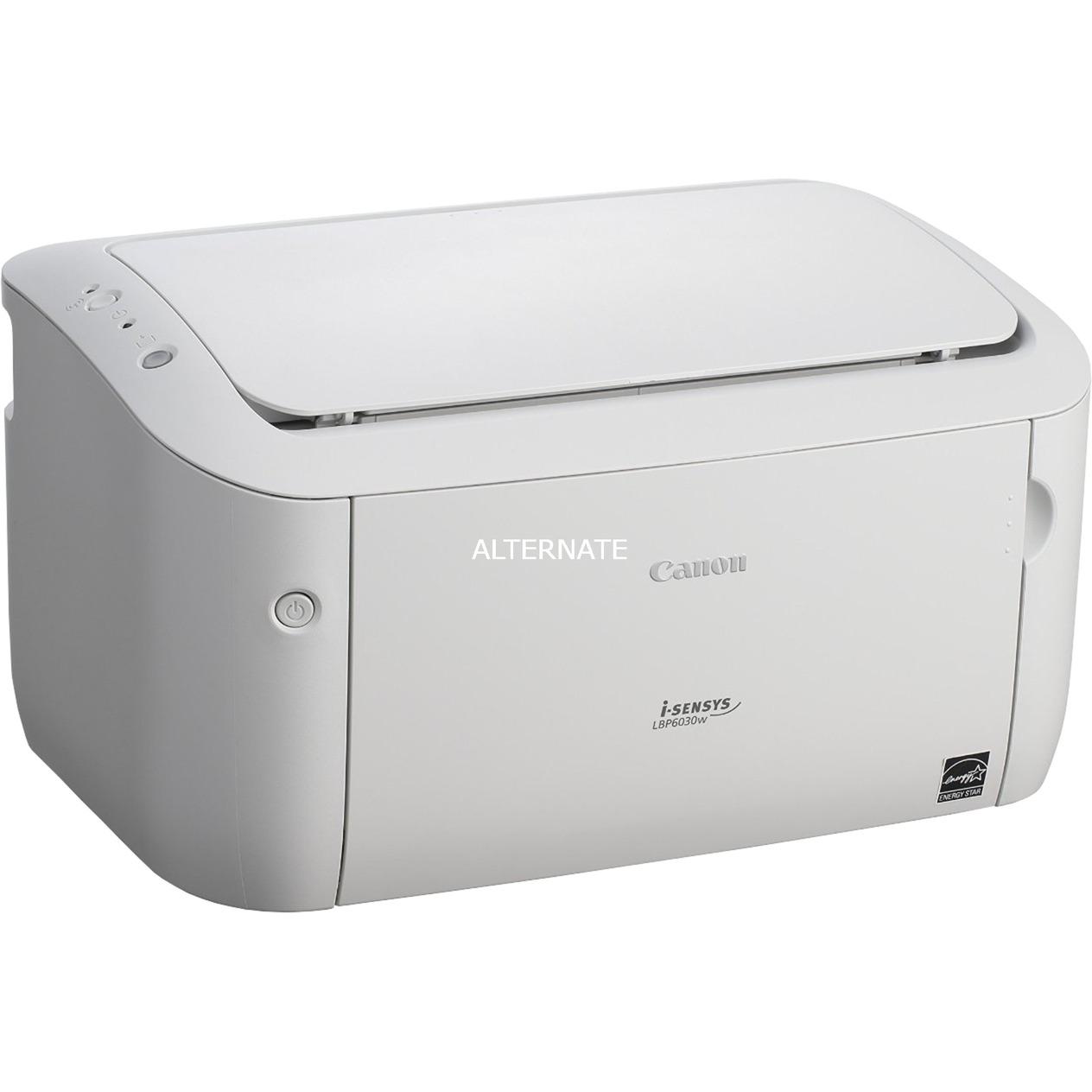 i-Sensys LBP-6030W, Impresora láser
