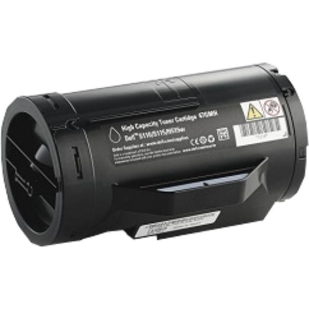 47GMH Laser cartridge 6000páginas Negro, Tóner
