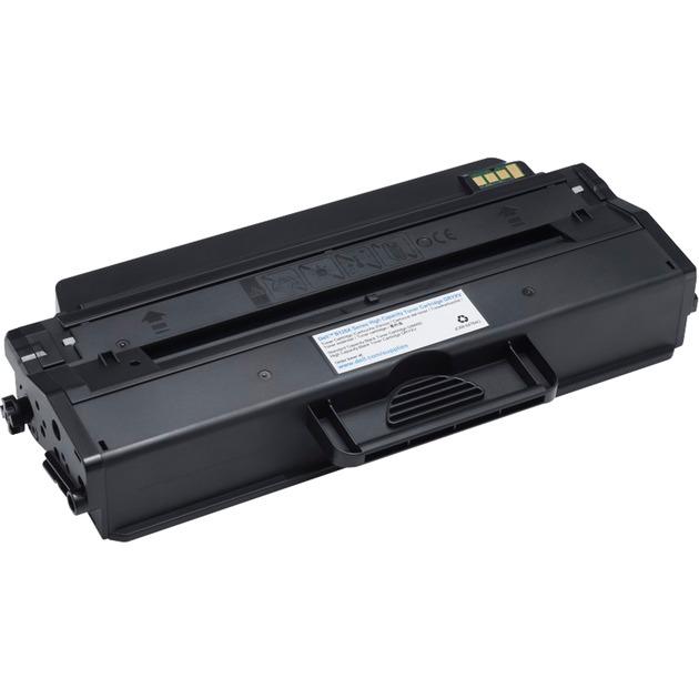 593-11109 Laser cartridge 2500páginas Negro tóner y cartucho láser