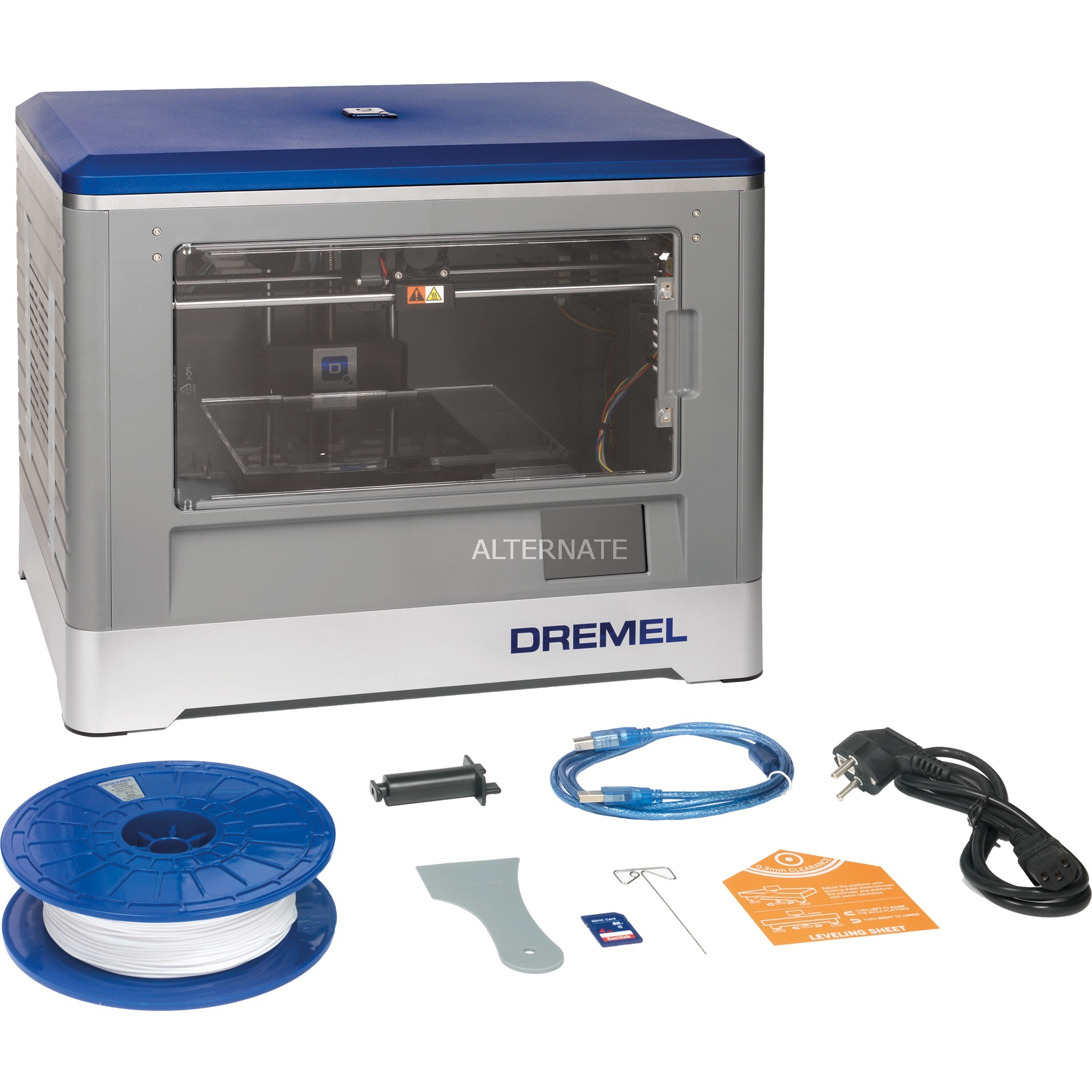 3D 20 Idea Builder, Impresora 3D