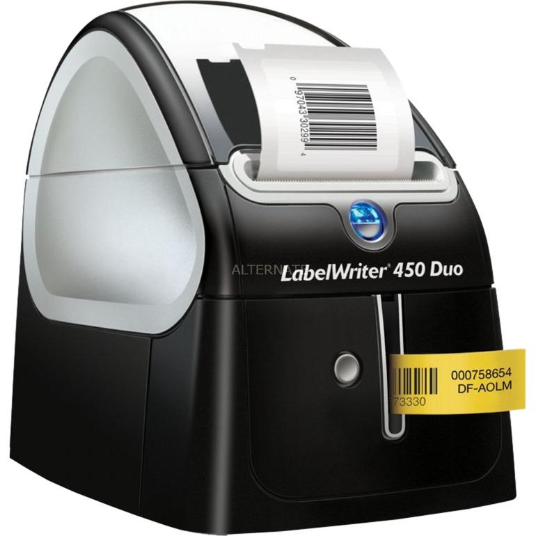 LabelWriter 450 Duo impresora de etiquetas Térmica directa / transferencia térmica 600 x 300 DPI