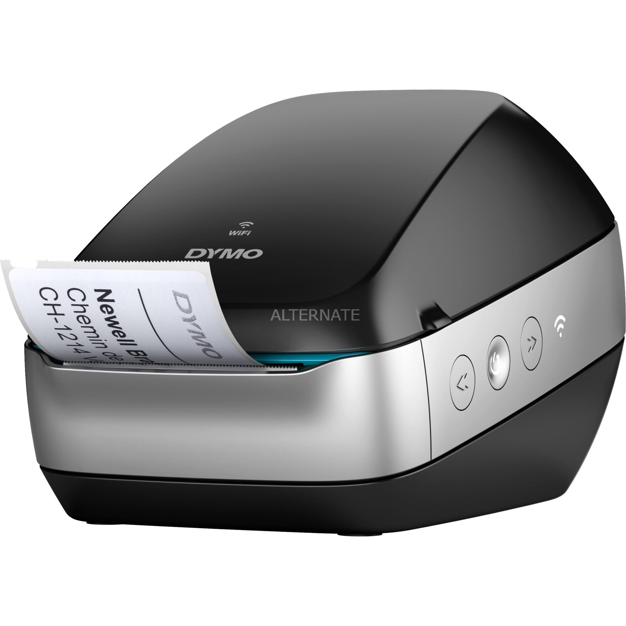LabelWriter Wireless impresora de etiquetas Térmica directa 600 x 300 DPI Inalámbrico y alámbrico