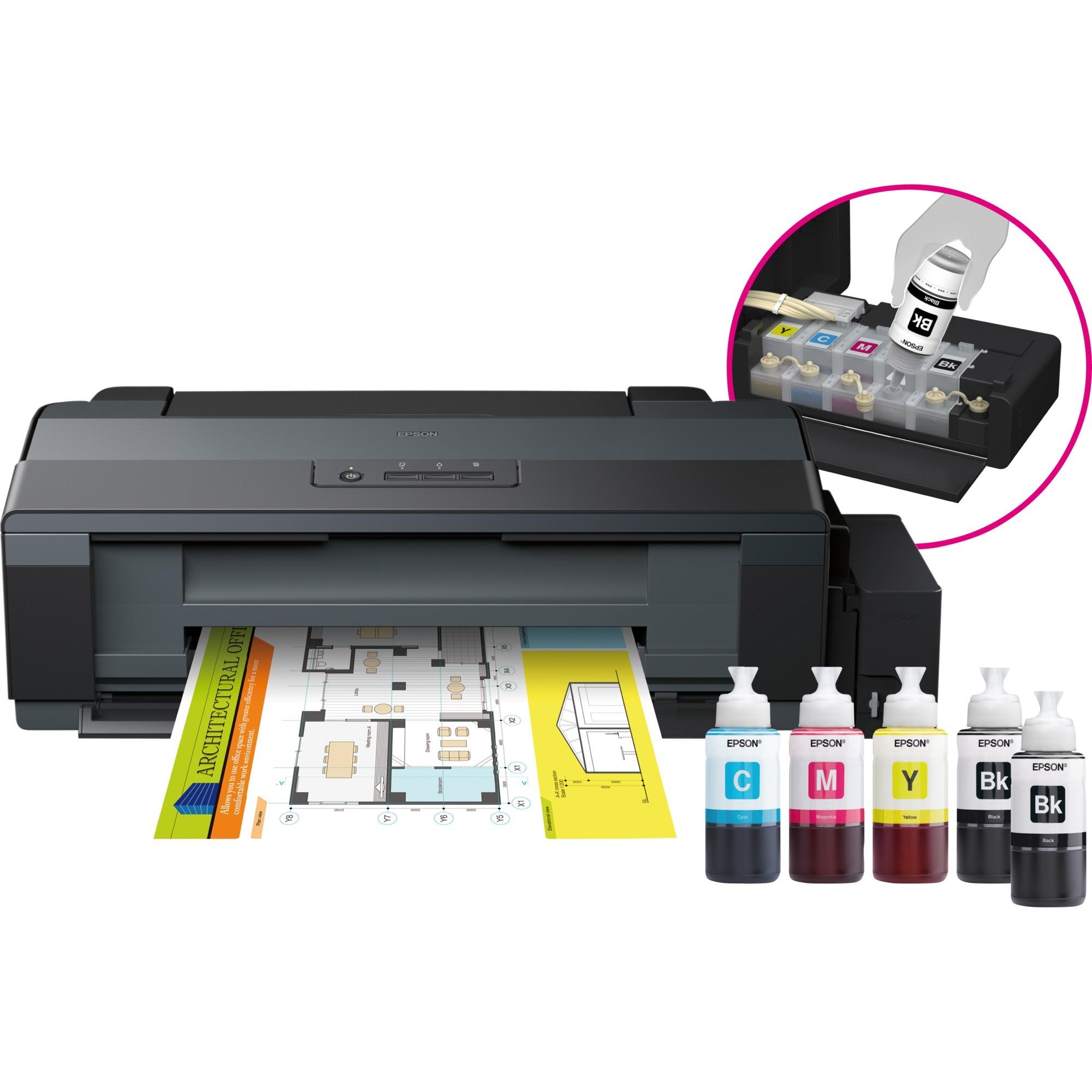 EcoTank ET-14000, Impresora de chorro de tinta