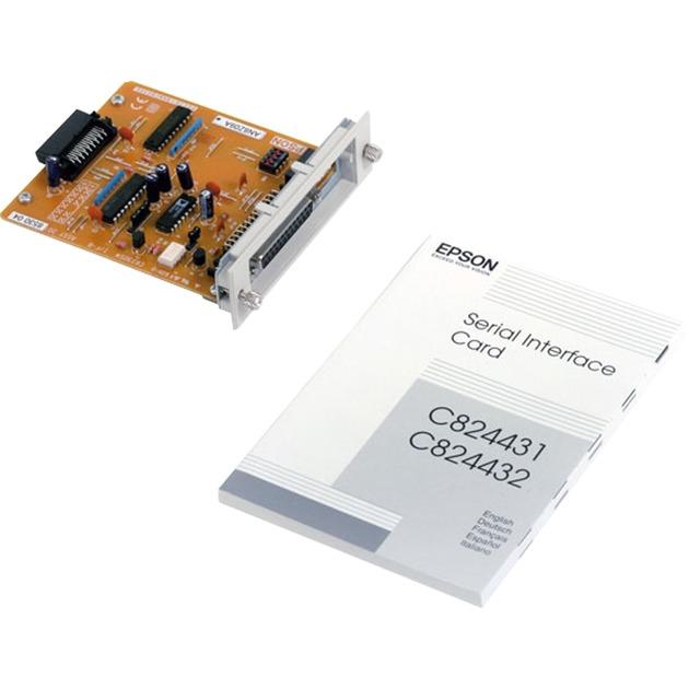 Placa serie I/F SIDM, sin memoria intermedia de tipo B enchufable RS232D/20mA, Módulo
