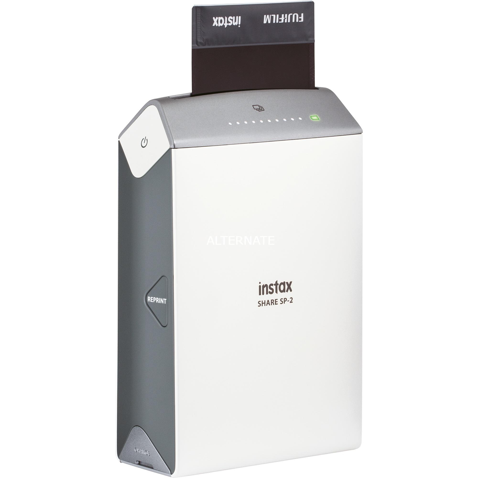 Instax Share SP-2 impresora de foto Inyección de tinta 320 x 320 DPI Wifi, Impresora de fotos