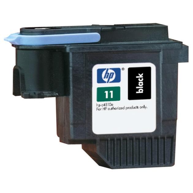 11 cabeza de impresora, Cabezal de impresión