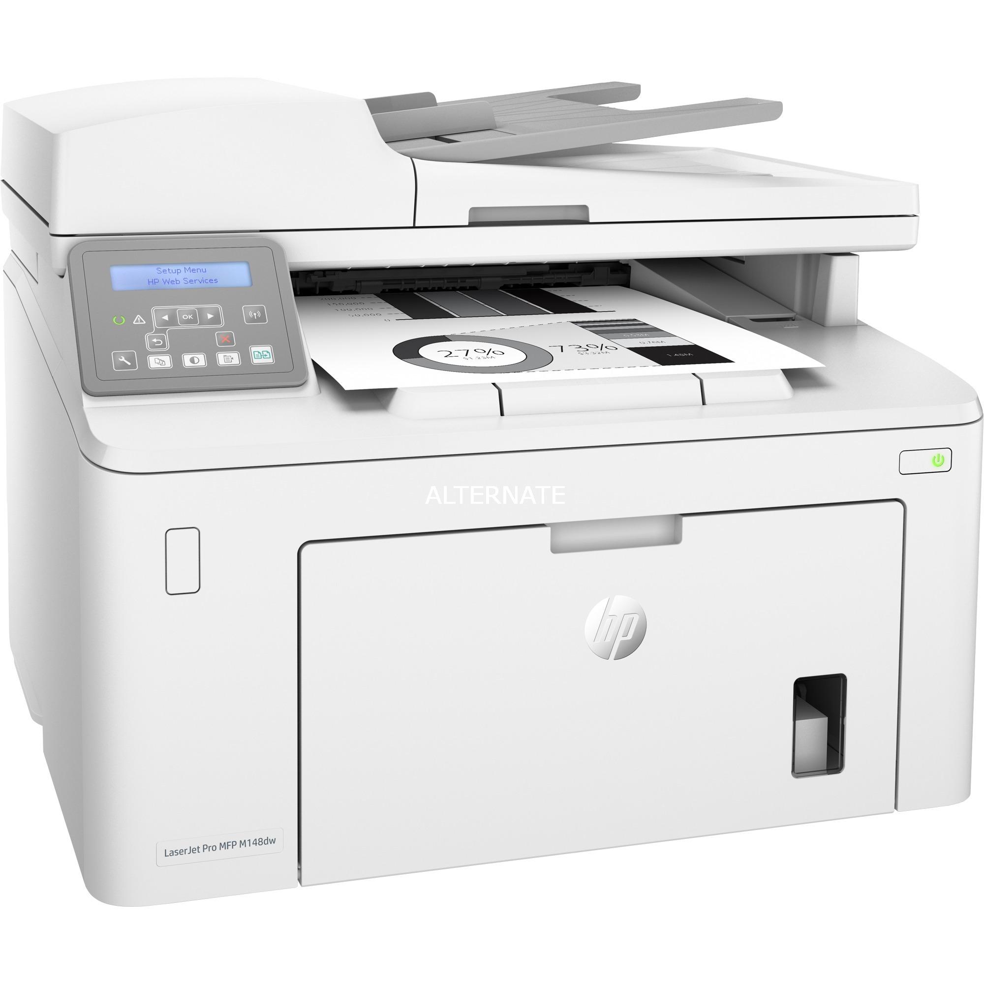 4PA41A#B19, Impresora multifuncional