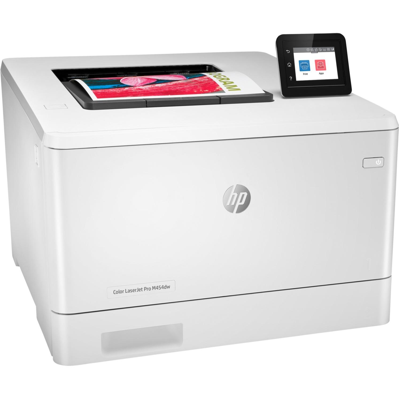 Color LaserJet Pro M454dw 600 x 600 DPI A4 Wifi, Impresora láser a color