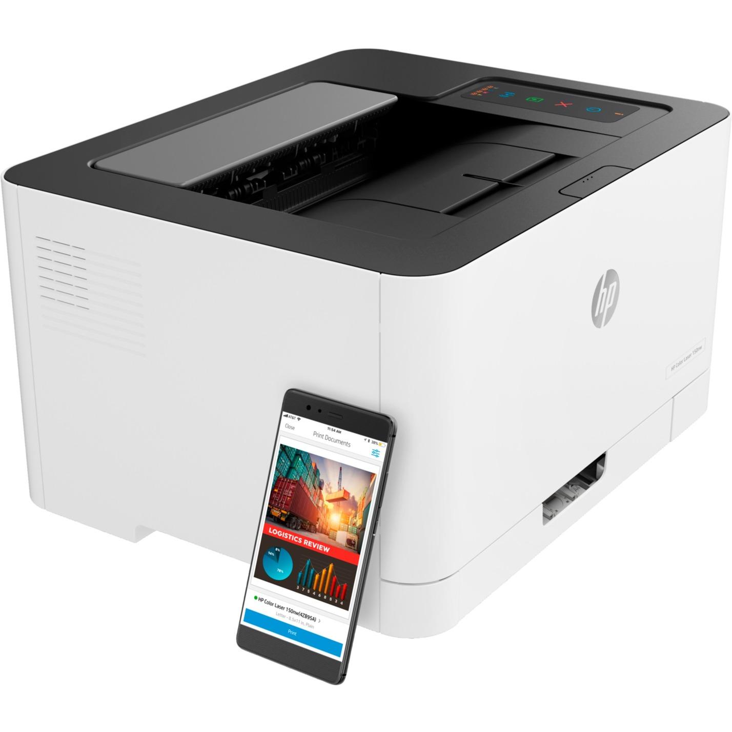 Color Laser 150a 600 x 600 DPI A4, Impresora láser a color
