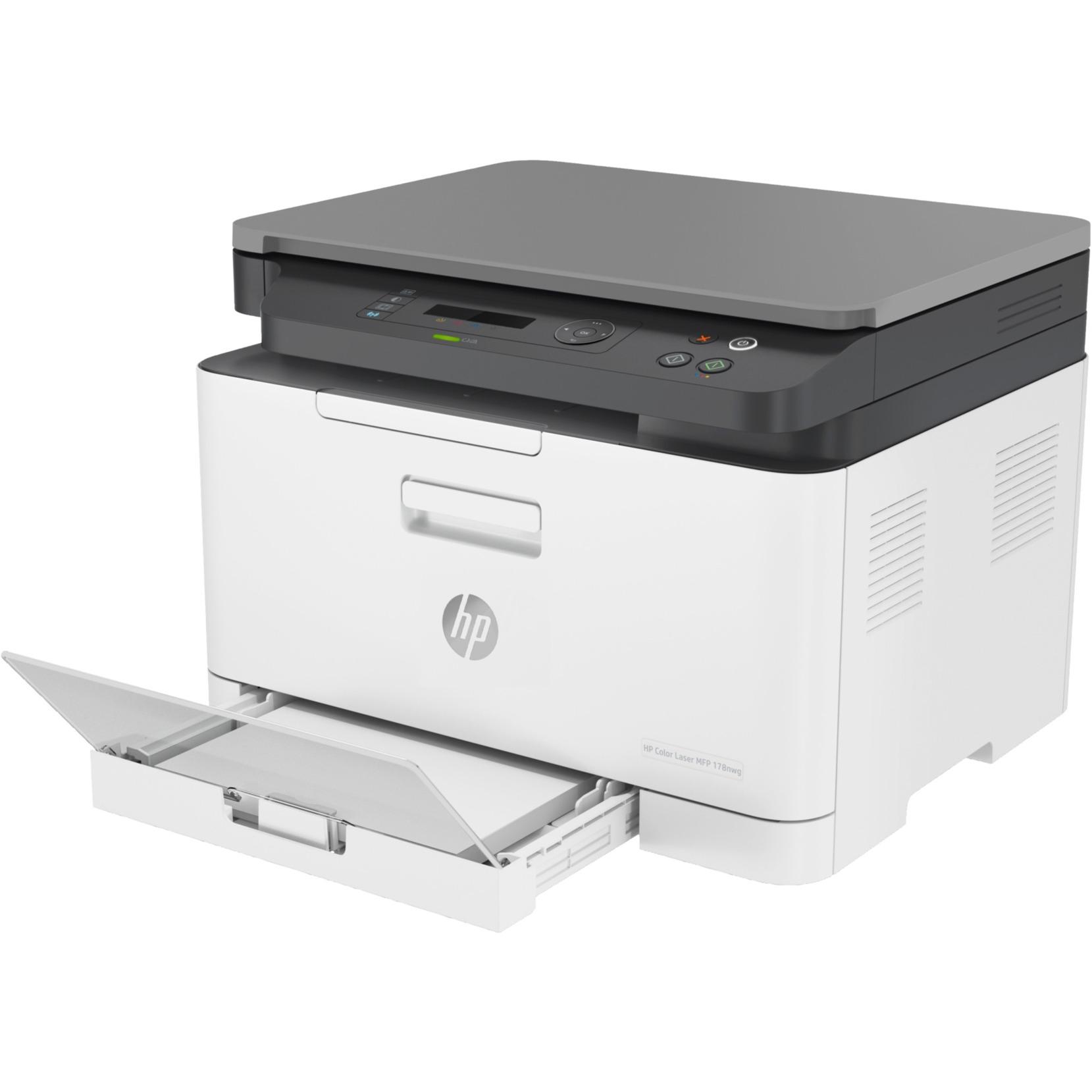 Color Laser 178nwg 18 ppm 600 x 600 DPI A4 Wifi, Impresora multifuncional