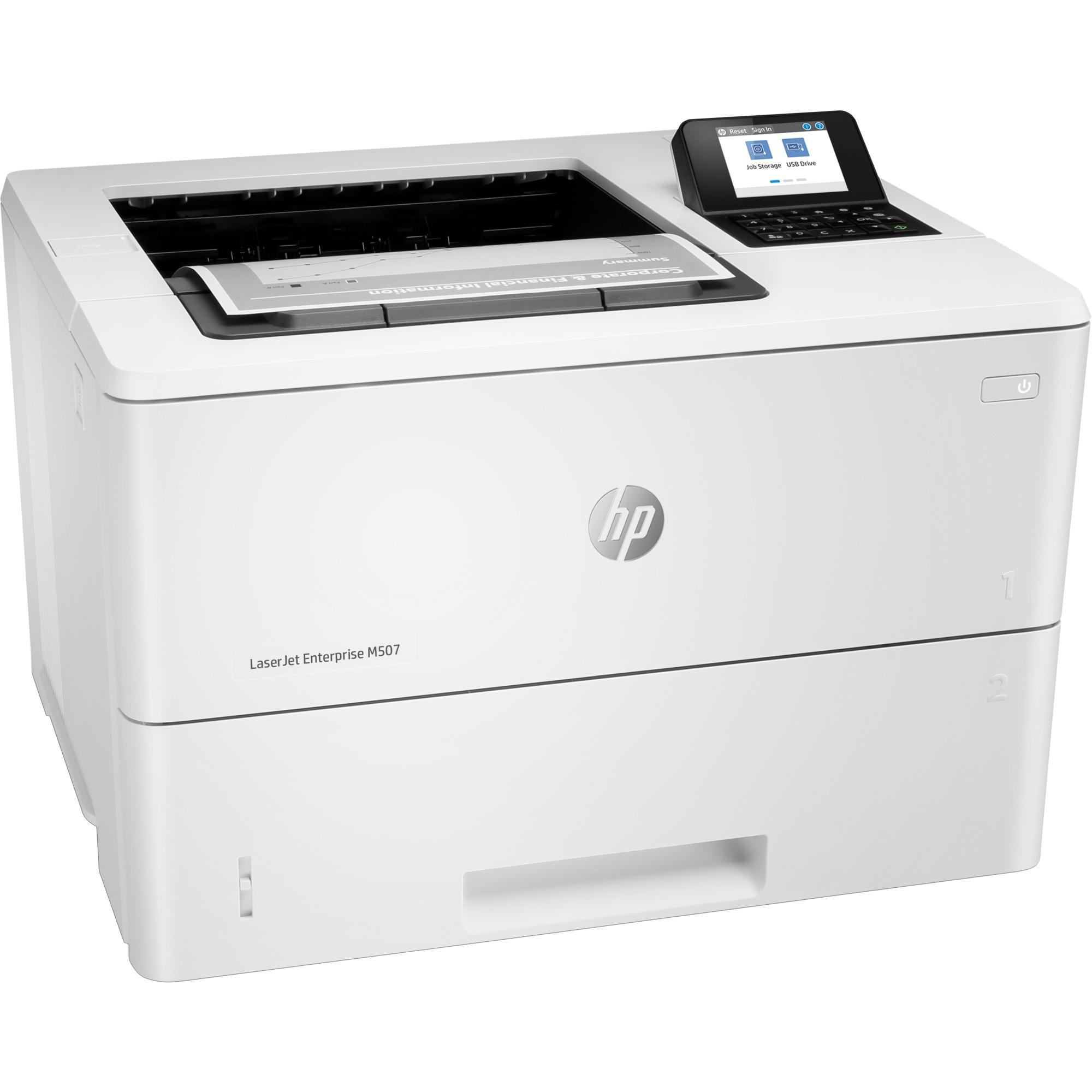 LaserJet Enterprise M507dn 1200 x 1200 DPI A4, Impresora láser
