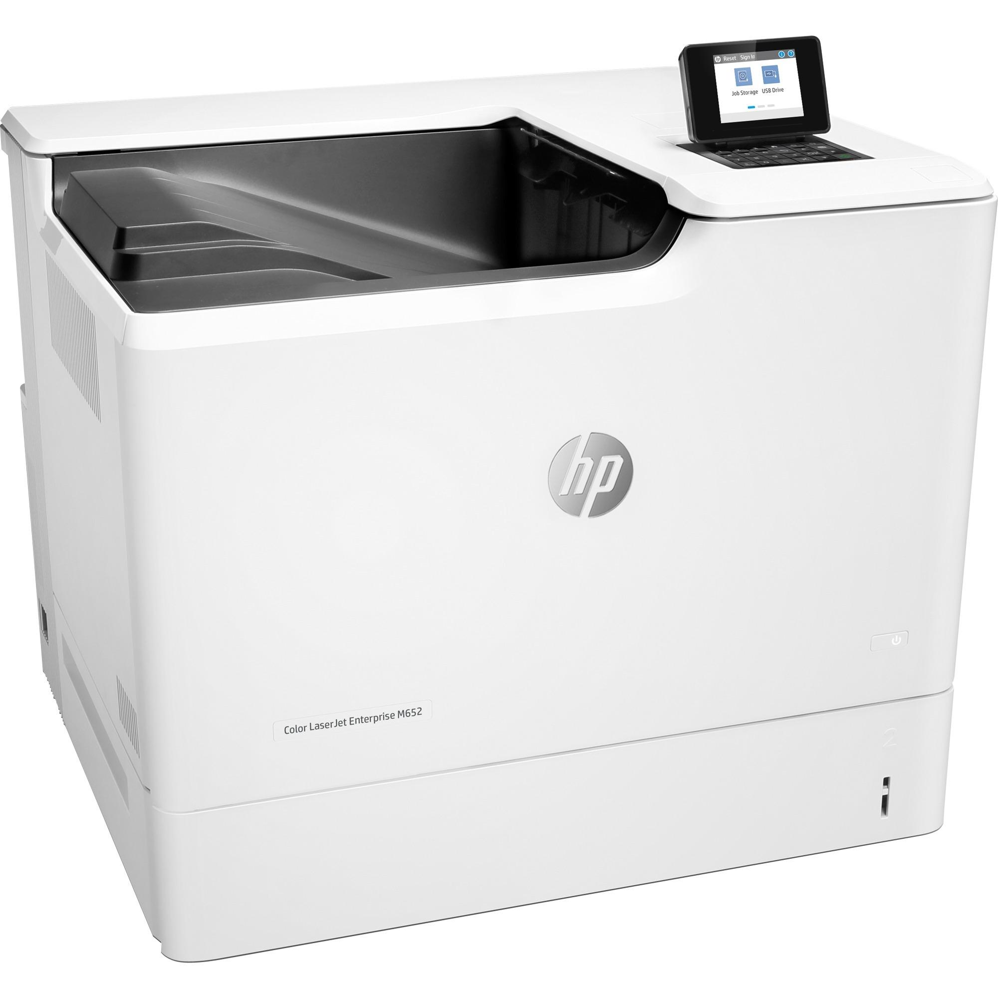 LaserJet Enterprise M652dn Color 1200 x 1200 DPI A4 Wifi, Impresora láser a color