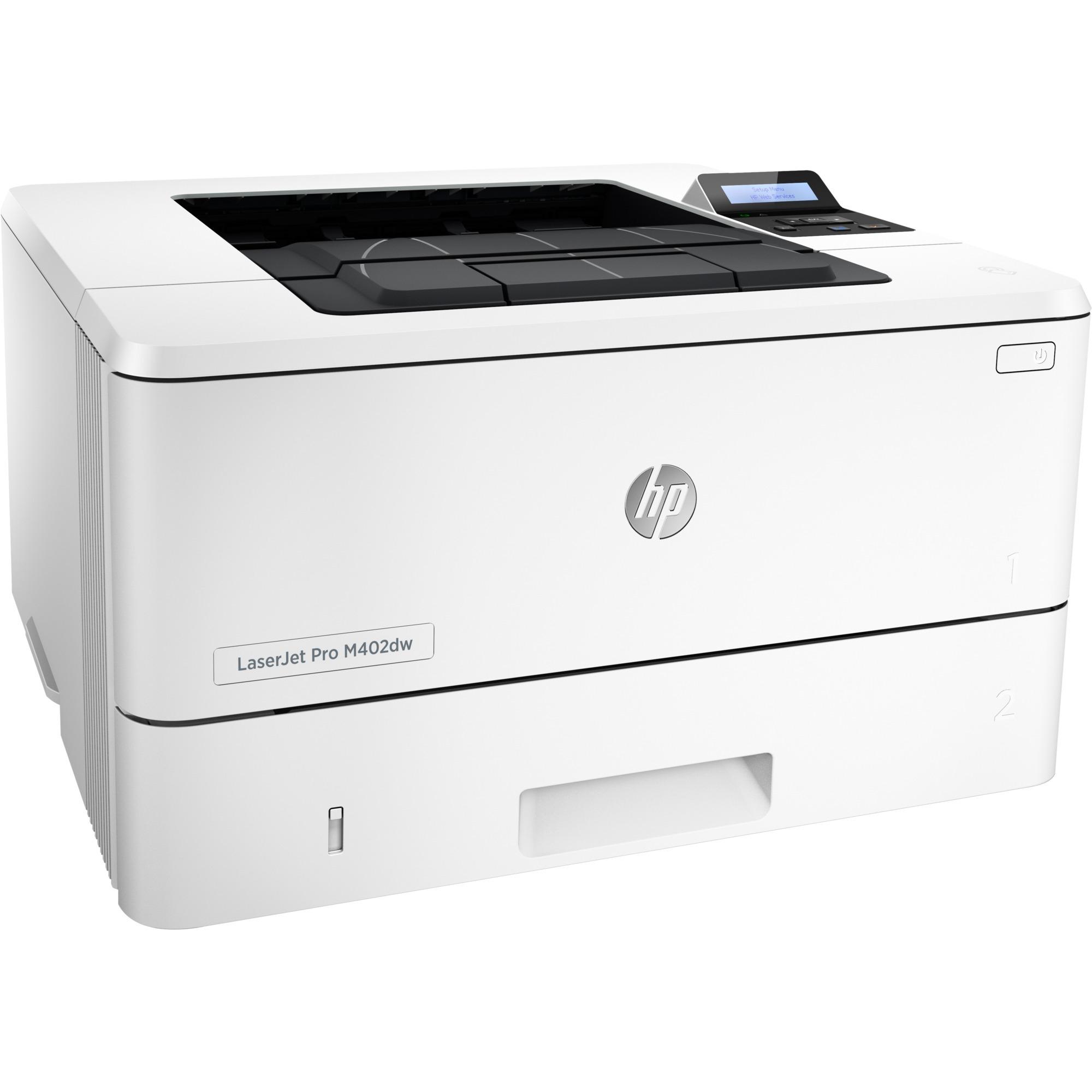 LaserJet M402dw 4800 x 600 DPI A4 Wifi, Impresora láser