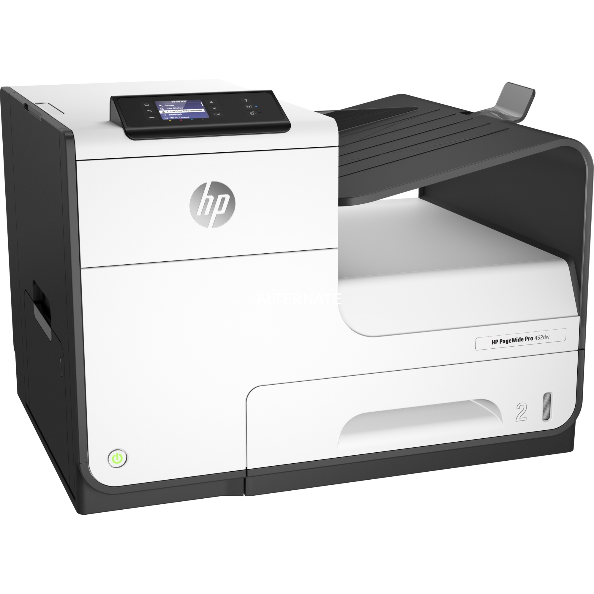 PageWide Pro 452dw, Impresora de chorro de tinta