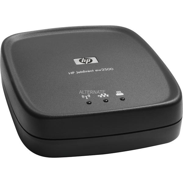 Servidor de impresión inalámbrico Jetdirect ew2500 802.11b/g