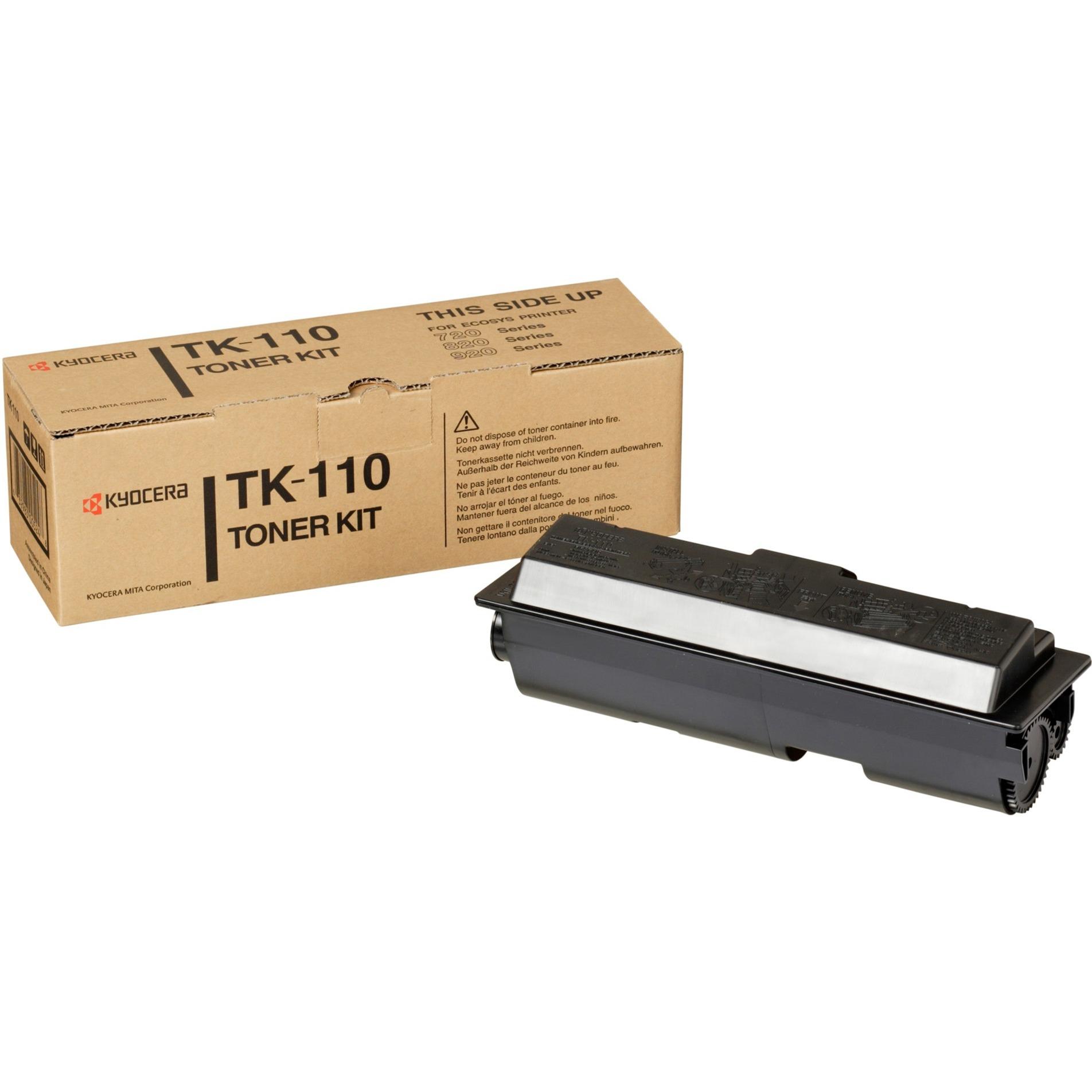 1T02FV0DE0 6000páginas Negro cartucho de tóner