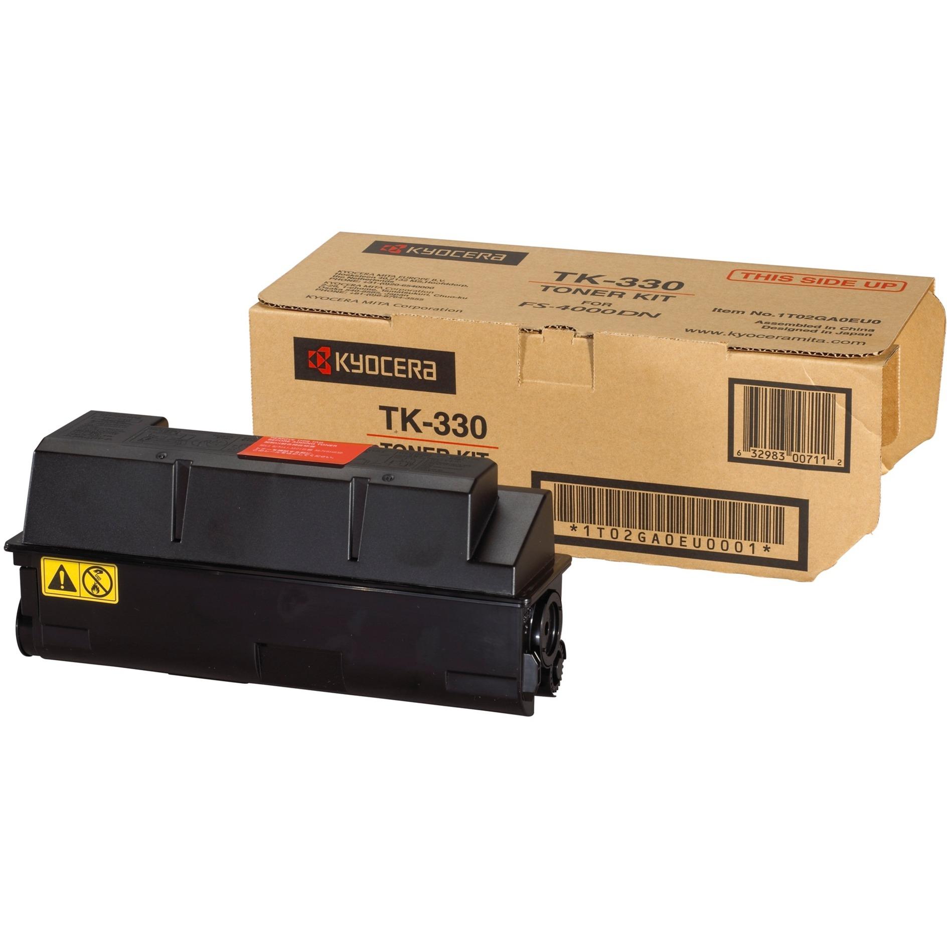 1T02GA0EUC 20000páginas Negro tóner y cartucho láser
