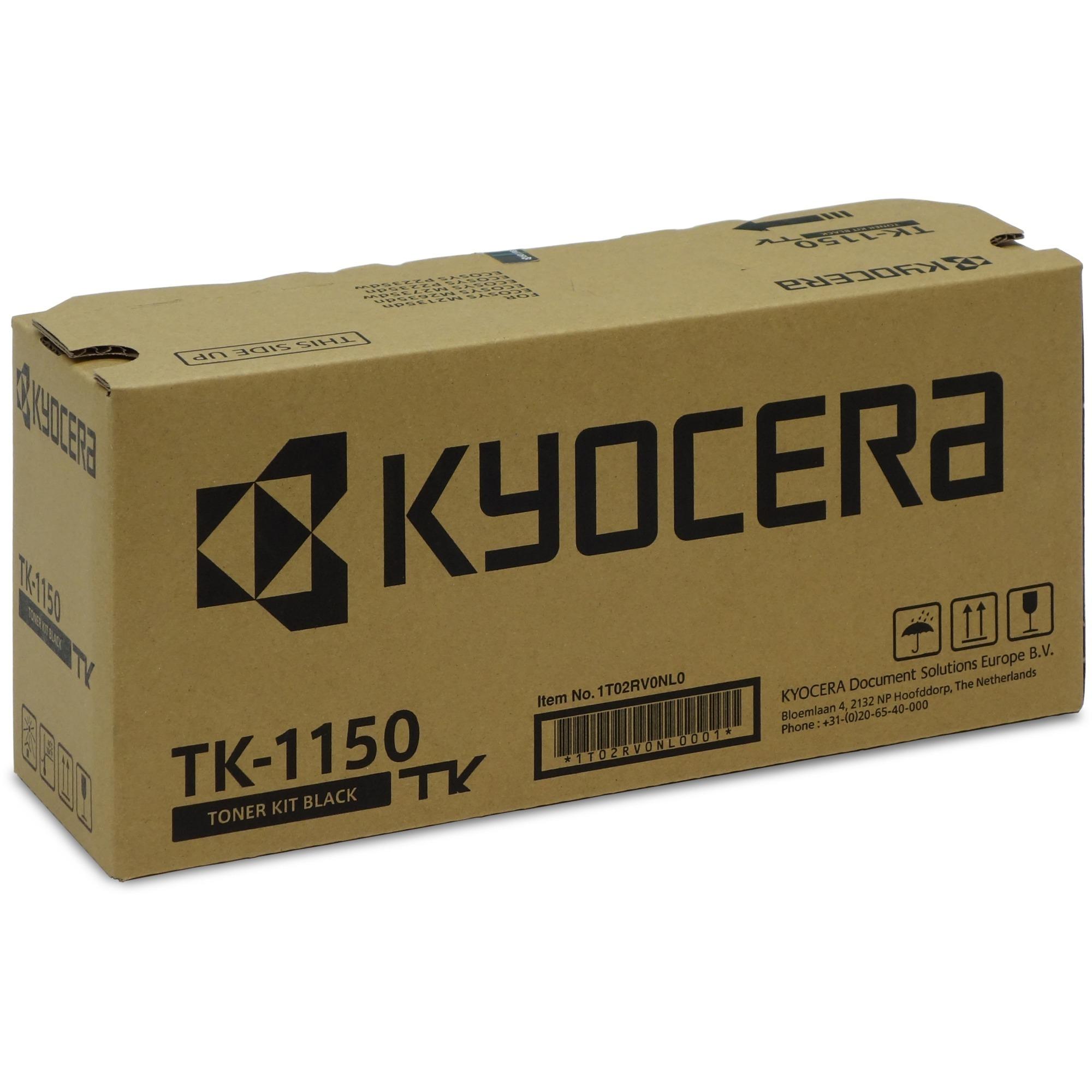 1T02RV0NL0 cartucho de tóner Tóner de láser 3000 páginas Negro