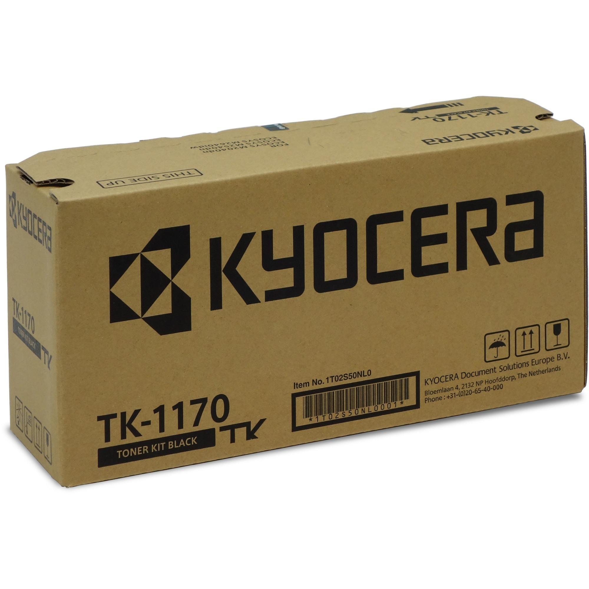 TK-1170 Tóner de láser 7200 páginas Negro