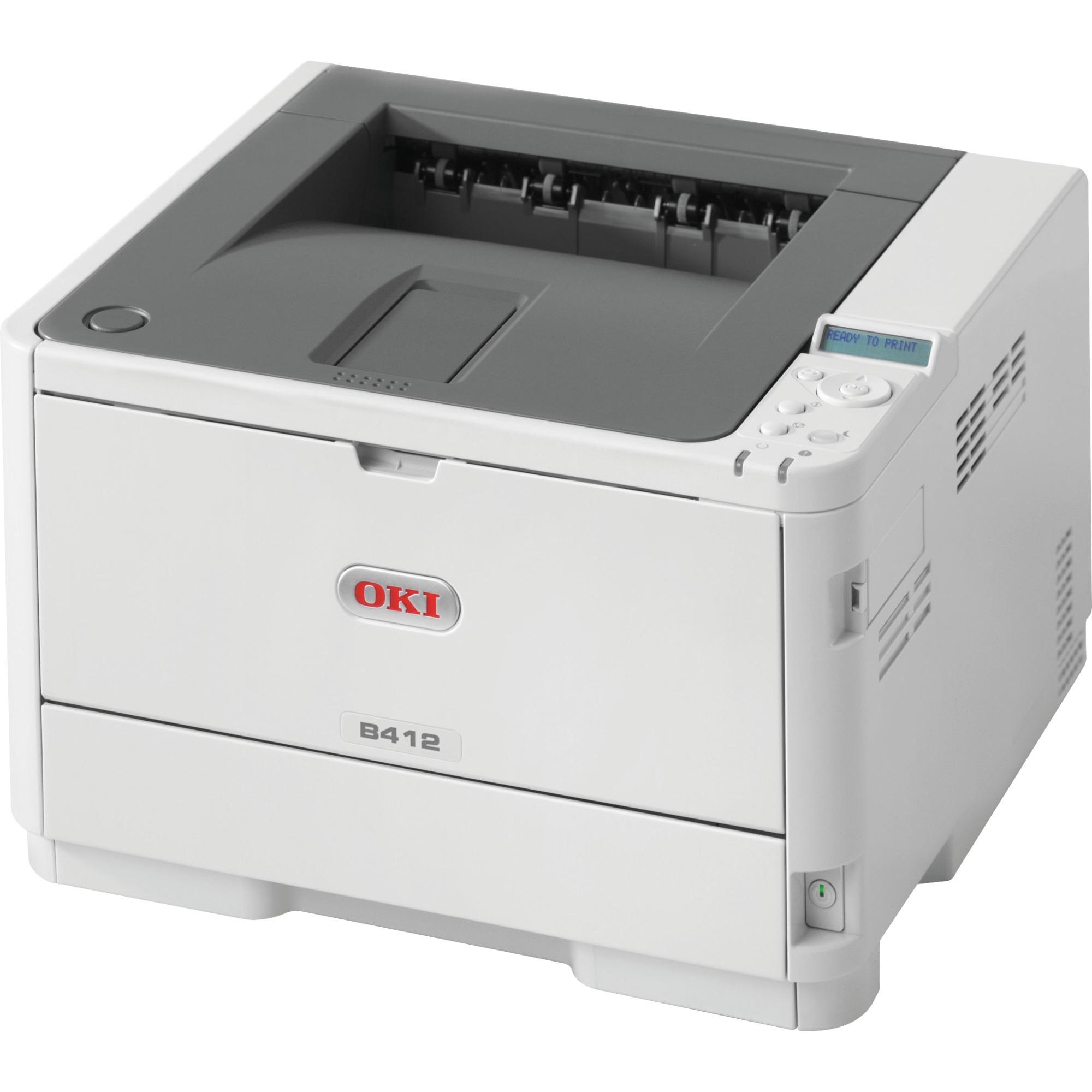 B412dn, Impresora LED